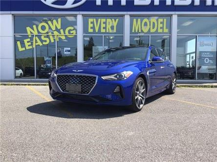 2019 Genesis G70 2.0T Prestige (Stk: H12144A) in Peterborough - Image 1 of 23