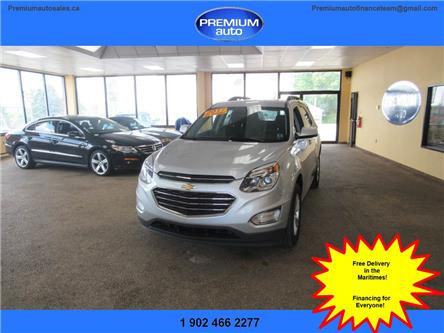2017 Chevrolet Equinox LS (Stk: 210552) in Dartmouth - Image 1 of 20