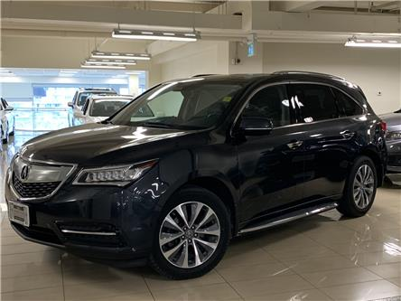 2016 Acura MDX Technology Package (Stk: AP3332) in Toronto - Image 1 of 35