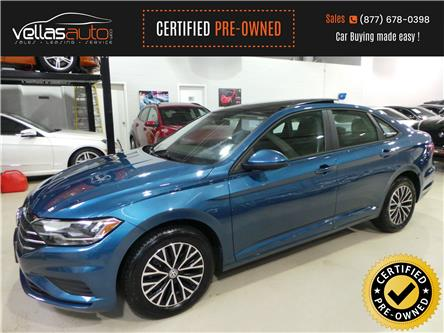 2019 Volkswagen Jetta 1.4 TSI Highline (Stk: NP3693) in Vaughan - Image 1 of 26