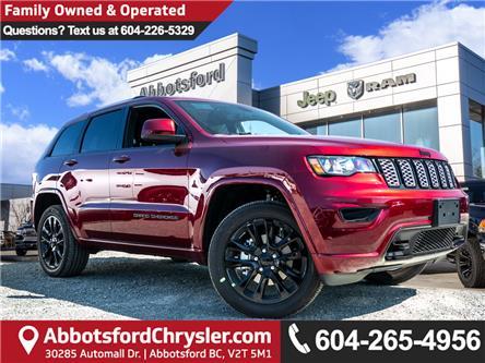 2019 Jeep Grand Cherokee Laredo (Stk: K813268) in Abbotsford - Image 1 of 20