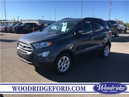 2019 Ford EcoSport SE (Stk: K-1402) in Calgary - Image 1 of 6