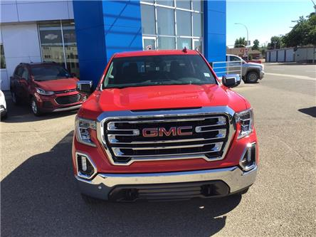 2019 GMC Sierra 1500 SLT (Stk: 208396) in Brooks - Image 2 of 21