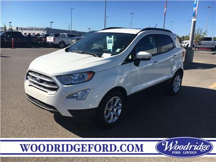 2019 Ford EcoSport SE (Stk: K-2066) in Calgary - Image 1 of 5