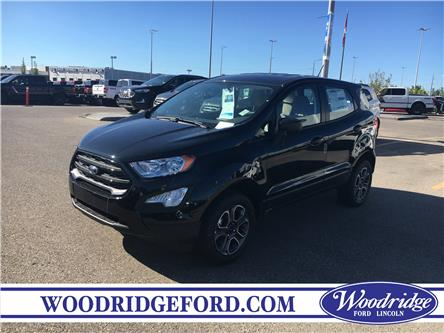 2019 Ford EcoSport S (Stk: K-2067) in Calgary - Image 1 of 5
