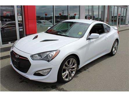 2016 Hyundai Genesis Coupe 3.8 R-Spec (Stk: P0174) in Nanaimo - Image 1 of 9