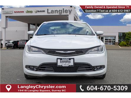 2015 Chrysler 200 S (Stk: K739995B) in Surrey - Image 2 of 24