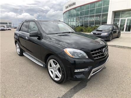 2013 Mercedes-Benz M-Class  (Stk: 2900179A) in Calgary - Image 1 of 19