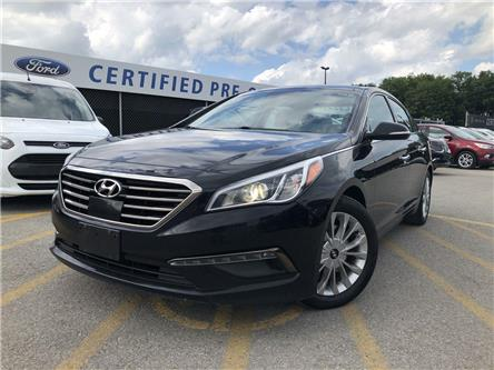 2015 Hyundai Sonata Limited (Stk: FP19754A) in Barrie - Image 1 of 30
