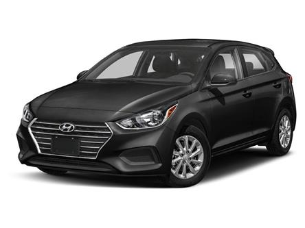 2020 Hyundai Accent Preferred (Stk: H5137) in Toronto - Image 1 of 9