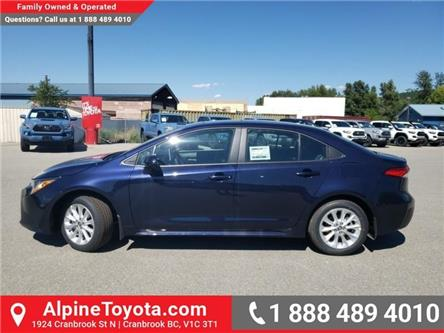 2020 Toyota Corolla LE (Stk: P023473) in Cranbrook - Image 2 of 24
