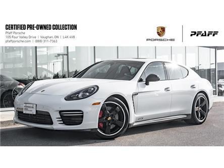 2016 Porsche Panamera GTS (Stk: U7844) in Vaughan - Image 1 of 22