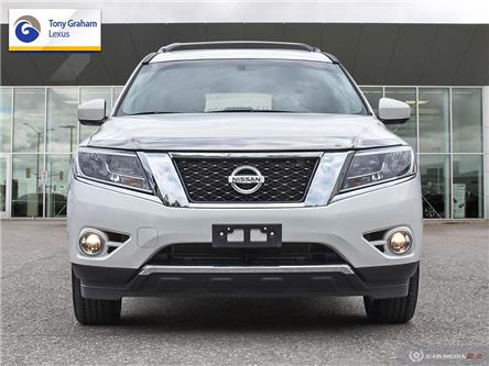 2014 Nissan Pathfinder Platinum (Stk: P8270A) in Ottawa - Image 2 of 30