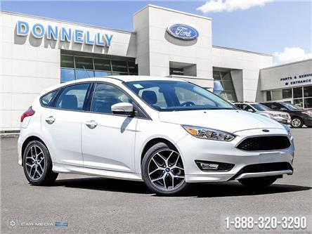 2018 Ford Focus SE (Stk: DR2251DT) in Ottawa - Image 1 of 27