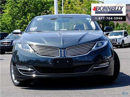2016 Lincoln MKZ Hybrid Base (Stk: PLDR864A) in Ottawa - Image 2 of 27