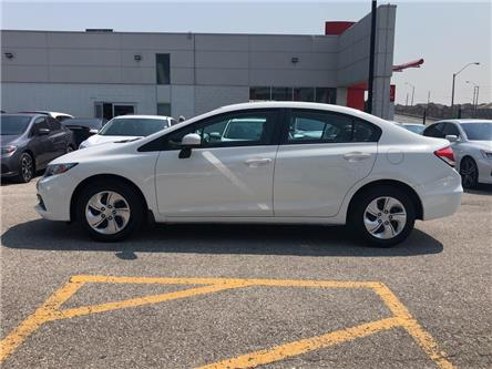 2014 Honda Civic LX (Stk: 58118A) in Scarborough - Image 2 of 21