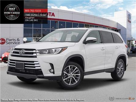 2019 Toyota Highlander XLE AWD (Stk: 69204) in Vaughan - Image 1 of 24