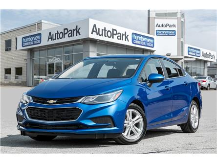 2018 Chevrolet Cruze LT Auto (Stk: APR3400) in Mississauga - Image 1 of 20