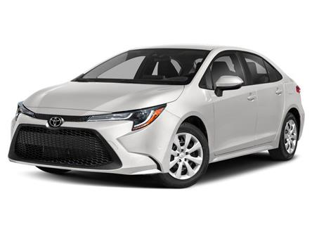 2020 Toyota Corolla LE (Stk: 21885) in Thunder Bay - Image 1 of 9