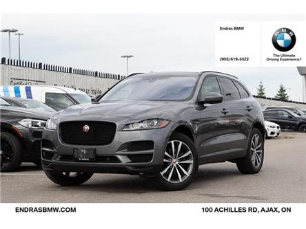 2018 Jaguar F-PACE 30t Prestige (Stk: 52444A) in Ajax - Image 1 of 22