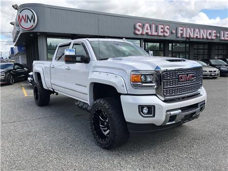 2018 GMC Sierra 3500HD Denali (Stk: 18-248295) in Abbotsford - Image 1 of 19