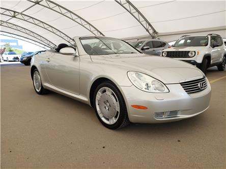 2002 Lexus SC 430 Base (Stk: LU0260) in Calgary - Image 1 of 26