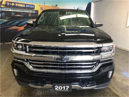 2017 Chevrolet Silverado 1500 High Country (Stk: 353979) in NORTH BAY - Image 2 of 27