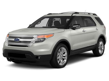 2014 Ford Explorer XLT (Stk: 258NBA) in Barrie - Image 1 of 10