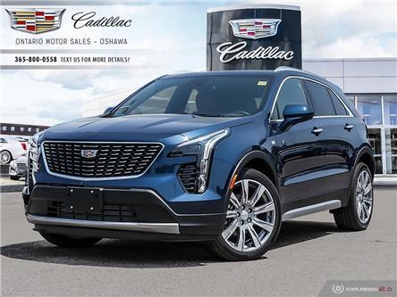 2019 Cadillac XT4 Premium Luxury (Stk: 9221878) in Oshawa - Image 1 of 19