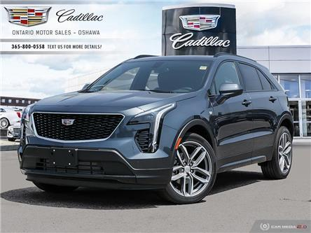 2019 Cadillac XT4 Sport (Stk: 9218779) in Oshawa - Image 1 of 19