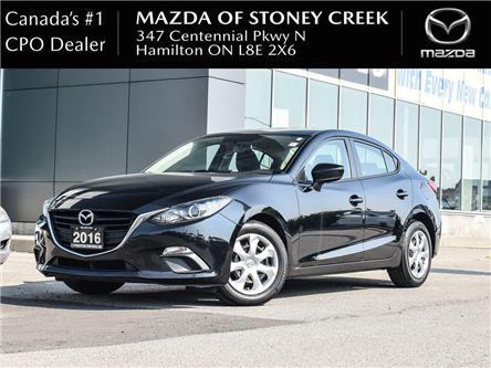2016 Mazda Mazda3 GX (Stk: SU1318) in Hamilton - Image 1 of 23