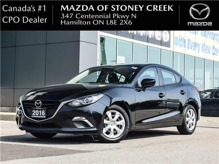 2016 Mazda Mazda3 GX (Stk: SU1308) in Hamilton - Image 1 of 22