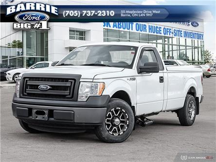 2013 Ford F-150 XLT (Stk: T0607B) in Barrie - Image 1 of 8