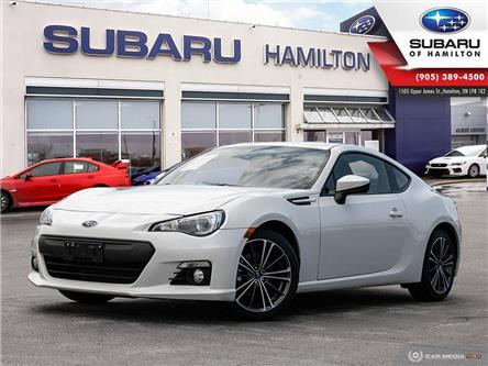 2016 Subaru BRZ Sport-tech (Stk: U1462) in Hamilton - Image 1 of 27