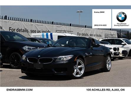 2016 BMW Z4 28i (Stk: P5925) in Ajax - Image 1 of 22