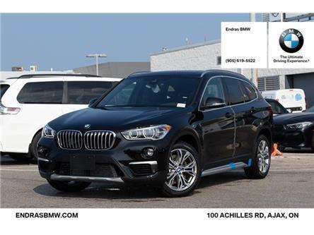 2019 BMW X1 xDrive28i (Stk: 12943) in Ajax - Image 1 of 21