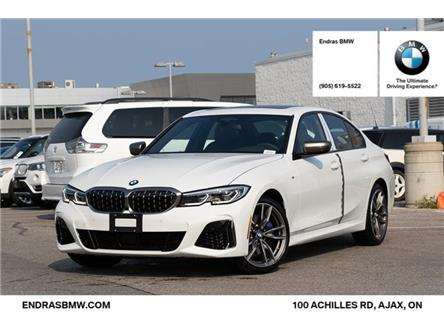 2020 BMW M340 i xDrive (Stk: 35599) in Ajax - Image 1 of 22