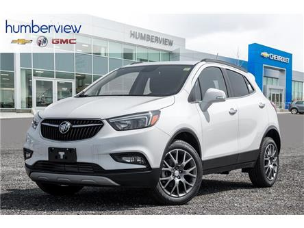 2019 Buick Encore Sport Touring (Stk: B9E063) in Toronto - Image 1 of 19