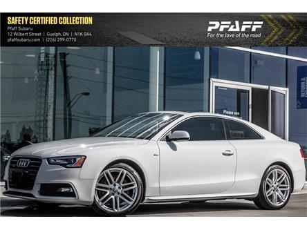 2017 Audi A5 2.0T Technik (Stk: SU0069) in Guelph - Image 1 of 22