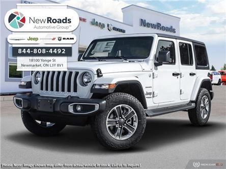 2019 Jeep Wrangler Unlimited Sahara (Stk: T19132) in Newmarket - Image 1 of 23