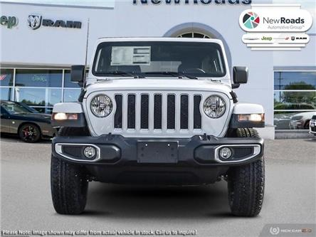 2019 Jeep Wrangler Unlimited Sahara (Stk: T19132) in Newmarket - Image 2 of 23