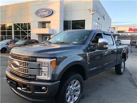 2017 Ford F-350 Platinum (Stk: OP19268) in Vancouver - Image 1 of 27