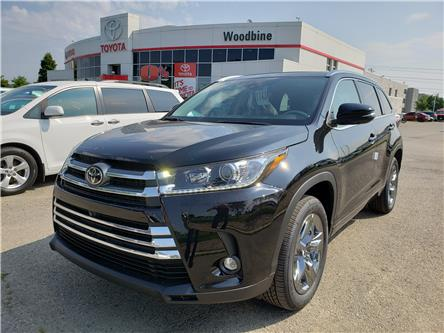 2019 Toyota Highlander Limited (Stk: 9-1143) in Etobicoke - Image 1 of 14