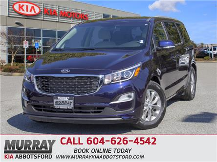 2020 Kia Sedona LX+ (Stk: SD00070) in Abbotsford - Image 1 of 24
