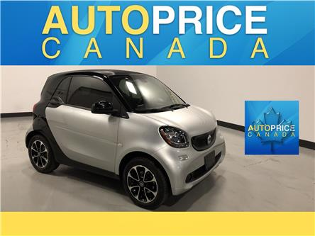 2016 Smart Fortwo Pure (Stk: H0505) in Mississauga - Image 1 of 14