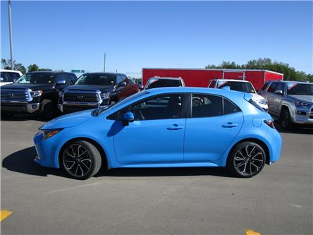 2019 Toyota Corolla Hatchback Base (Stk: 198031) in Moose Jaw - Image 2 of 29