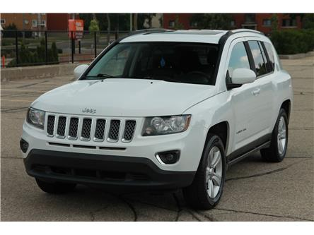 2015 Jeep Compass Sport/North (Stk: 1906283) in Waterloo - Image 1 of 27