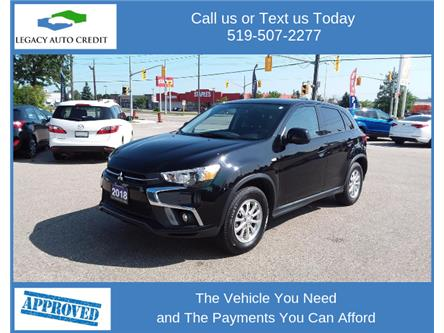 2018 Mitsubishi RVR SE (Stk: L9124) in Waterloo - Image 1 of 15