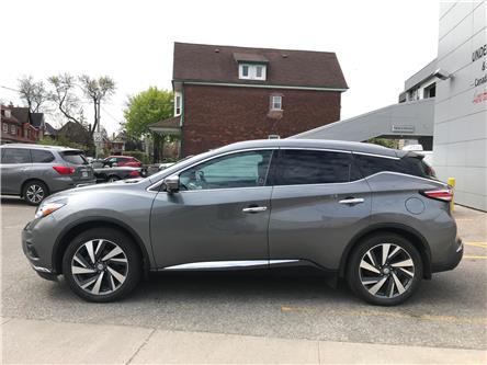 2015 Nissan Murano Platinum (Stk: U1481) in Toronto - Image 2 of 22