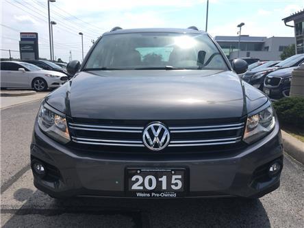 2015 Volkswagen Tiguan Comfortline (Stk: 1761W) in Oakville - Image 2 of 31